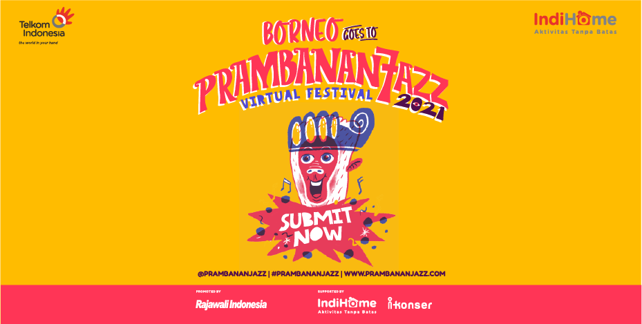 Prambanan Jazz 2021 - Festival