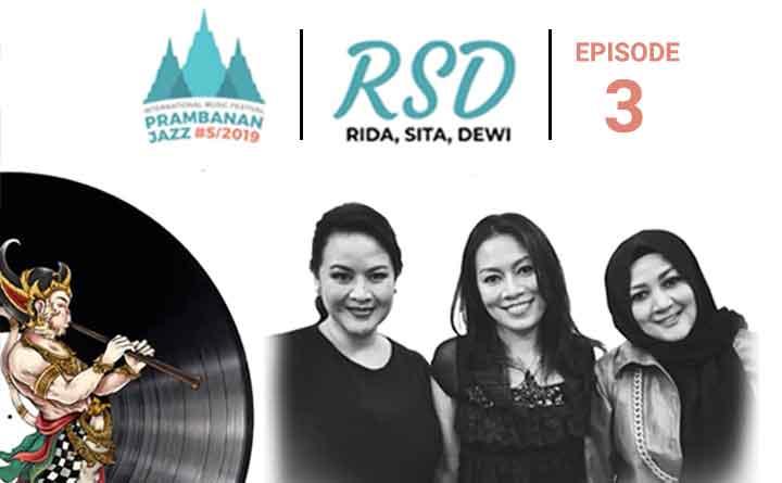 RSD: Prambanan Jazz 2019 Eps. 3