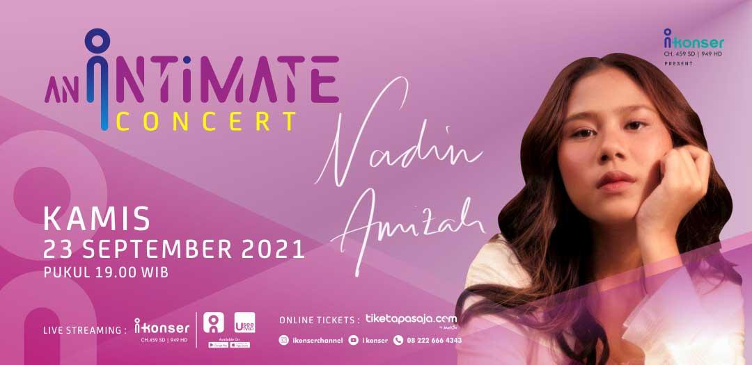 An Intimate Concert NADIN AMIZAH